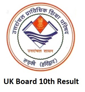 UK Board 10th Result 2019