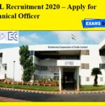 ECIL Recruitment 2020 OUT – Apply for Technical Officer