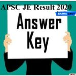 APSC JE Result 2020 – Check Junior Engineer Cut Off Here!!!