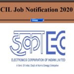 ECIL Job Notification 2020 Out- Check How to Apply Details!!!