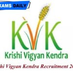 Krishi Vigyan Kendra Recruitment 2020 Out – Apply for Subject Matter Specialist (SMS) & Others Here!!!