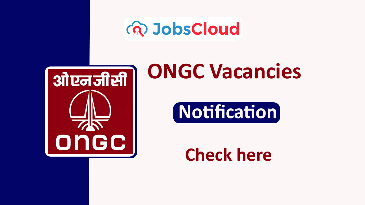 ONGC Recruitment 2020: GDMO 07 Posts, Salary 72000 - Apply Now