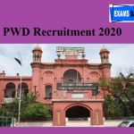PWD Recruitment 2020 Out – Apply for 280 Graduate Apprentices & Others Here!!!!