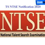 TS NTSE Notification 2020 Out – Check Application Form, Dates, Eligibility, Pattern, Syllabus Here!!!