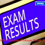 TSPSC Assistant Professor Result 2020 Out – Download Provisional List Here!!!
