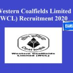 Western Coalfields Limited (WCL) Recruitment 2020 Out – Apply for Programming Assistant Here!!!
