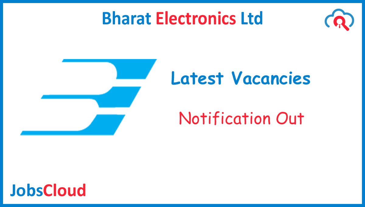 BEL Recruitment 2020: Trainee Engineer 95 Posts, Salary 34000 – Apply Now