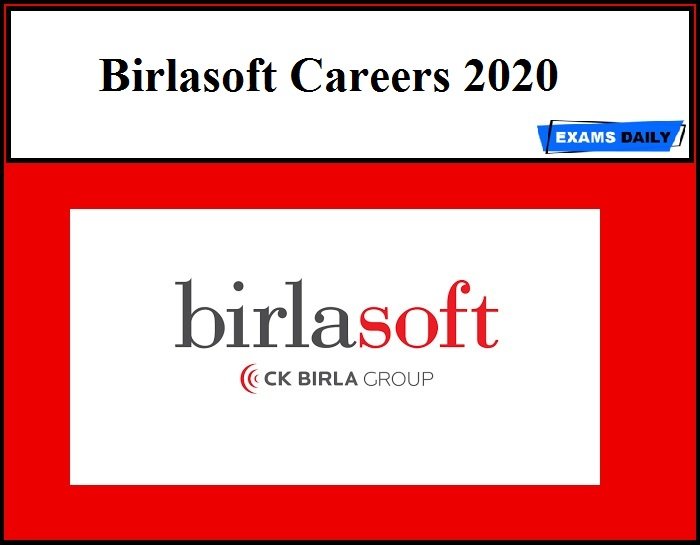 Birlasoft Careers 2020 Out – Apply Online for Various Job Vacancies!!