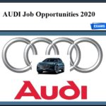 AUDI Job Opportunities 2020 Out – Car Lovers can Apply Online!!