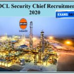 IOCL Recruitment 2020 Released – Personal Interview Only !!!