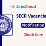 South East Central Railway Recruitment 2021: GDMO & Specialist Posts, Salary 95000 – Apply Now
