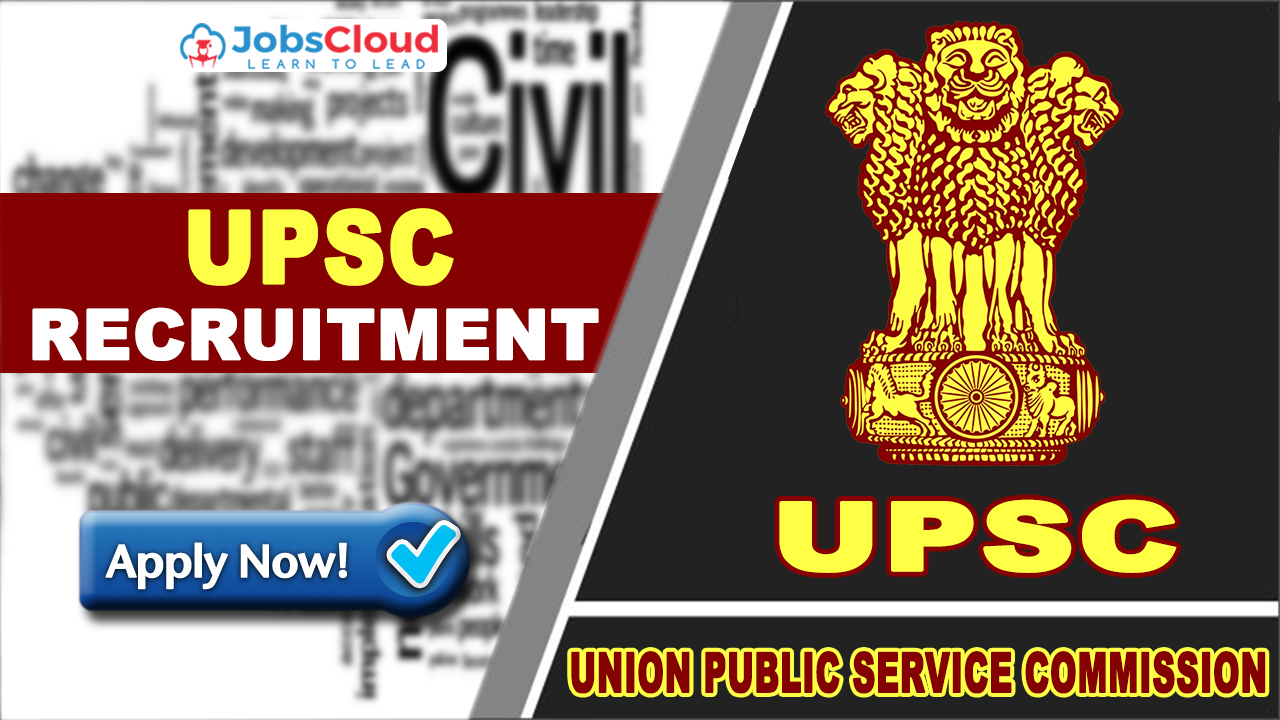 UPSC Recruitment 2021: Data Processing Assistant 116 Posts - Apply Now